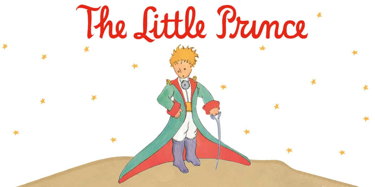 The little prince is a spiritual books