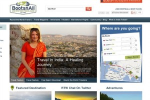 India: A Healing Journey on Bootsnall travel website