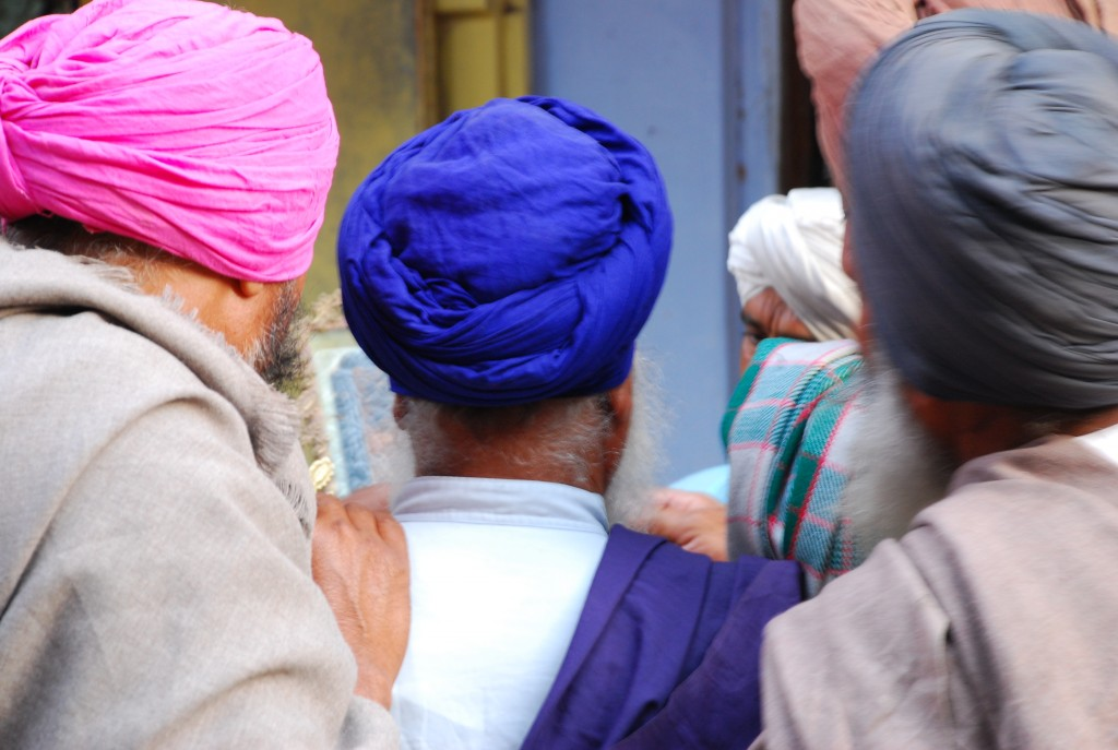 Turbans in Pushkar