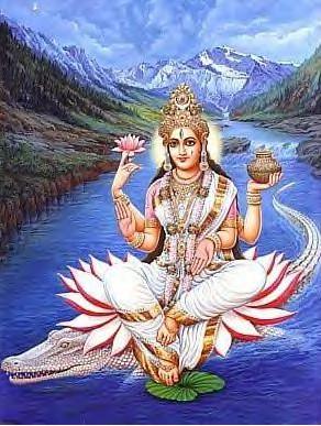 Gangadevi