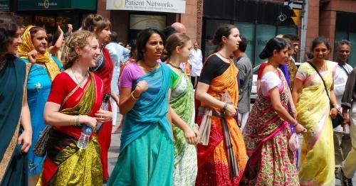 sari power