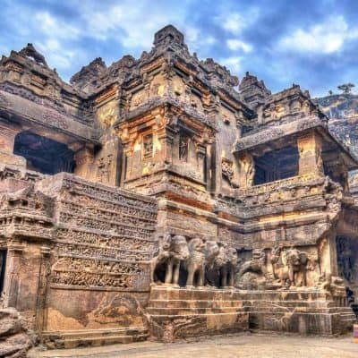 Ellora and Ajanta caves surprisingly stupendous