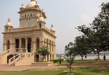Vivekananda Samadhi at Belur Math, Kolkata.