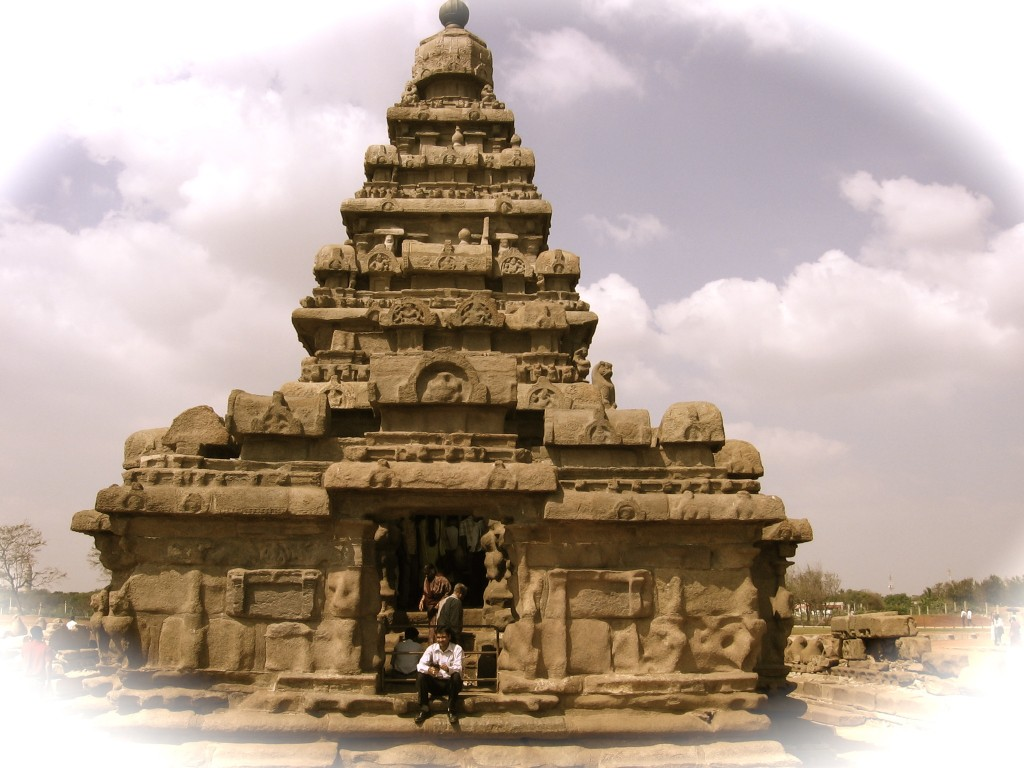 Shore Temple, Tamil Nadu, India