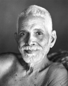 Sri Ramana Maharishi, Indian yogi and teacher