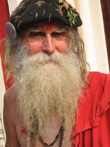 Govinda Baba: Toronto-born sadhu at the Kumbh Mela, Haridwar, India