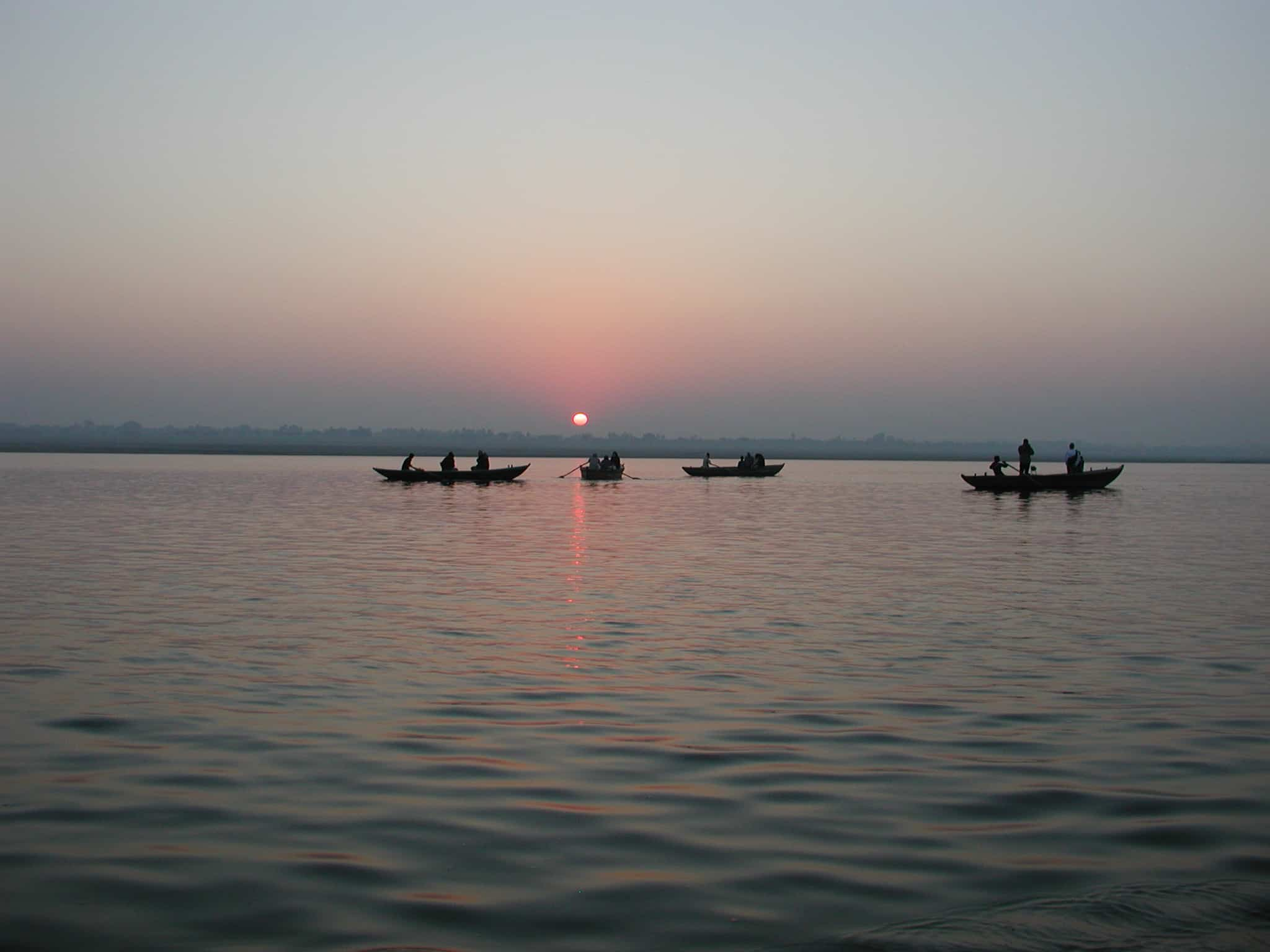 Jai Ganga Mata: Hymn to the Ganges River