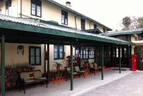 The Windamere Hotel, Darjeeling, West Bengal, India