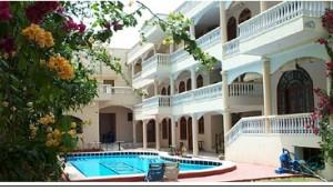 Jas Vilas hotel, Jaipur, India