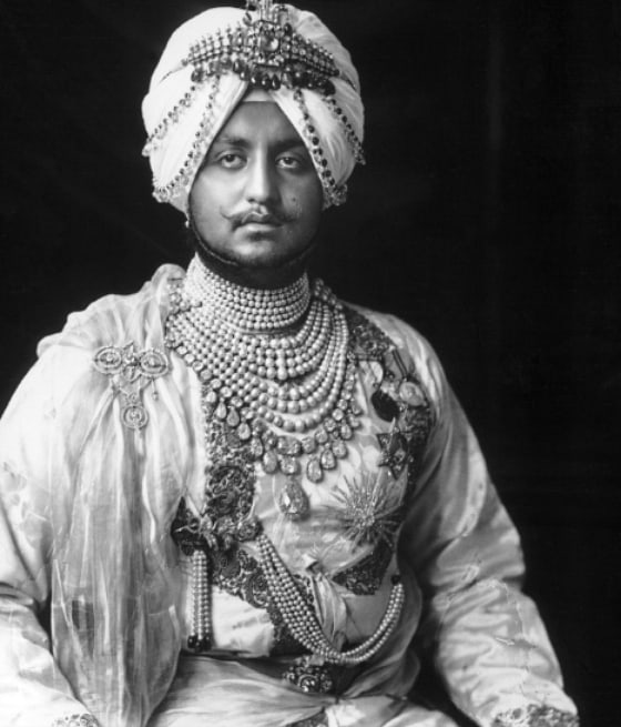 Sir Bhupindra Singh, Maharaja of Patiala, India © National Portrait Gallery, London
