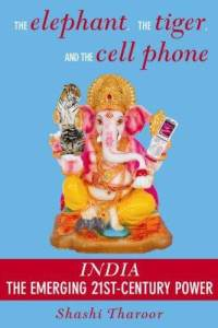 elephant-tiger-cell-phone-shashi-tharoor-paperback-cover-art