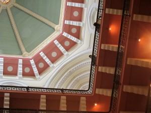 Grand staircase, Taj Mahal Palace Hotel, Mumbai