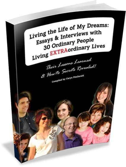 short essay living the dream