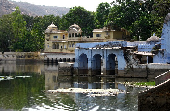 Photograph of Sukh Mahal, Bundi, Rajasthan, India