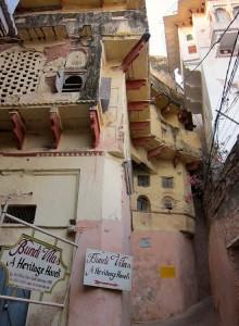 Photograph of Bundi Vilas, Bundi, Rajasthan, India