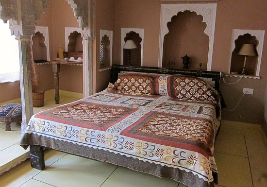 Bundi Vilas: The perfect haveli hotel