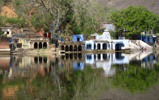 Photograph of Jait Sagar Lake, Bundi, Rajasthan, India