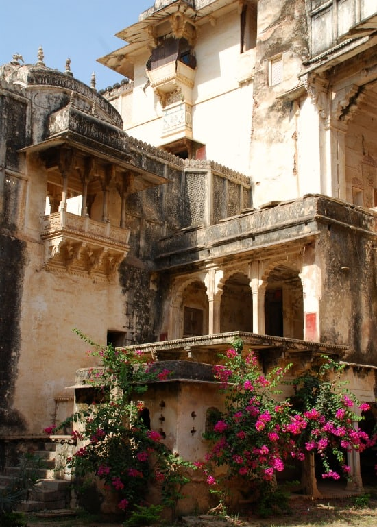 Photograph of Bundi Garh Palace, Bundi, Rajasthan, India