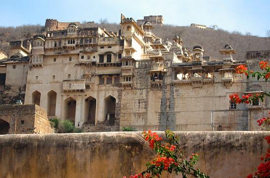 Photograph of Bundi Garh Palace, Bundi, Rajasthan, India