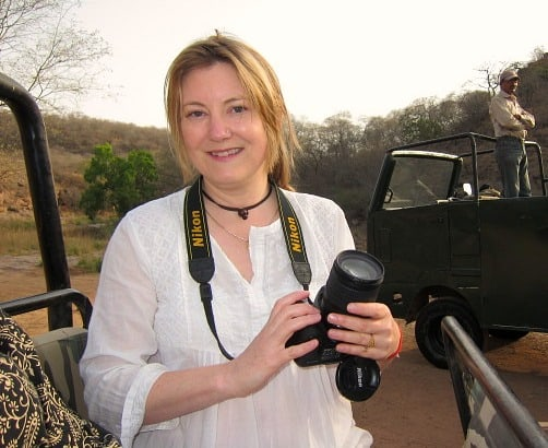 Photograph Mariellen Ward, Ranthambhore national park and tiger reserve, Rajasthan, India