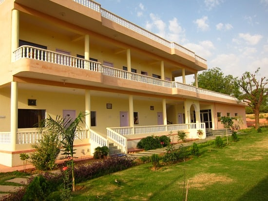 The Farm Villa, Sawai Madhopur, near Ranthambhore tiger park and reserve in Rajasthan
