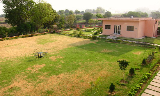 The Farm Villa, Sawai Madhopur, near Ranthambhore tiger reserve and park, Rajasthan