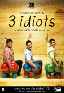3 Idiots won big at the 2010 IIFA Awards
