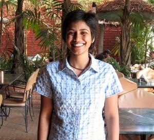 Photograph of Freya, Bangalore, India