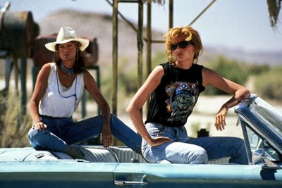 Meeting the real Thelma and Louise