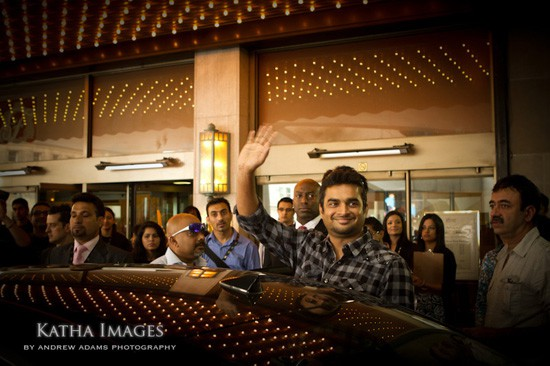 Bollywood actor Madhavan at the Fairmont Royal York Hotel during the IIFA Awards. Photo courtesy Andrew Adams Photography