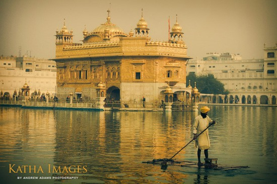 Andrew Adams photo of the Golden Temple, Amritsar, India. http://www.andrewadamsphotography.com/blog/