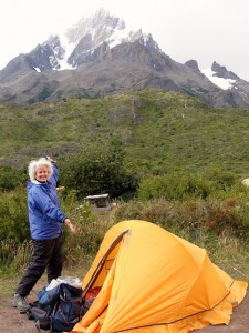 Photograph of solo traveler Janice Waugh