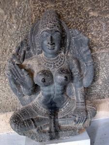 Photograoph of Indian carving, Mumbai India