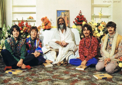 The Beatles and Maharishi Mahesh Yogi