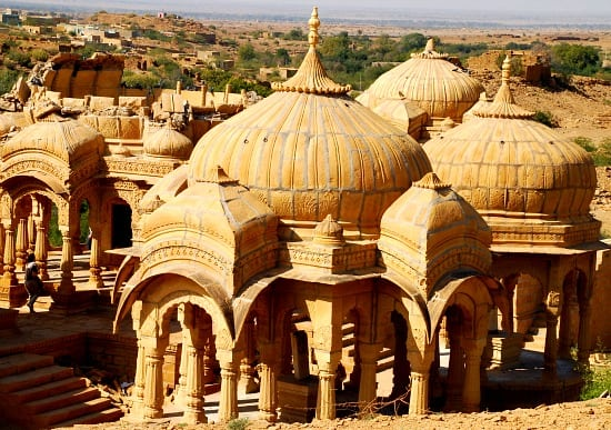 Photograph of Jaisalmer, Rajasthan