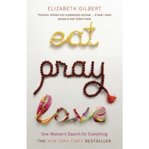 Eat, Pray, Love and India and the quest