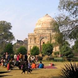 Lodhi Garden, New Delhi