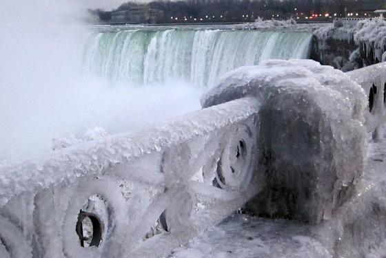 My Jaunt Flash Travel Deal To Niagara Falls Canada In Winter