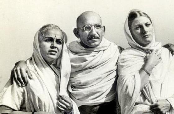 Mahatma Gandhi, India, partition,