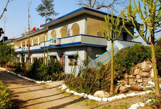 Aurovalley Ashram, Rishidwar, India