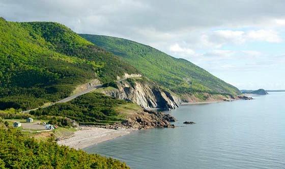 Cape Breton Island, Nova Scotia 1998