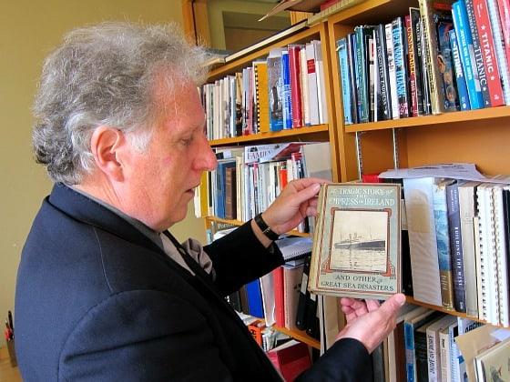 Garry Shutlak is the Senior Reference Archivist at the Nova Scotia Archives