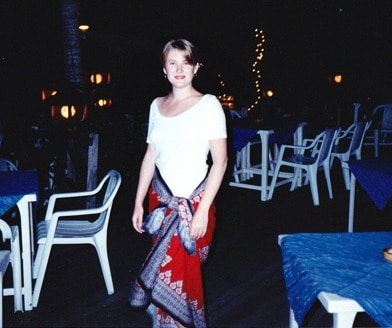 Photograph of Mariellen Ward of Breathedreamgo travelling in Koh Samui, Thailand