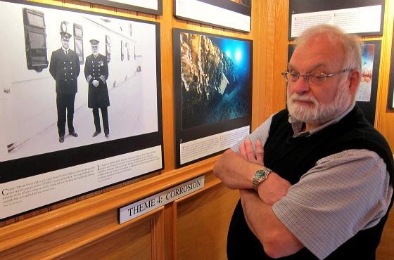 marine biologist Steve Blasco