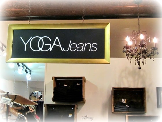 Yoga Jeans at Shopgirls women's fashion clothing store Toronto