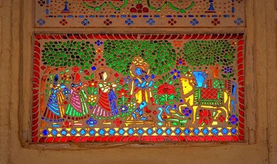 Krishna Amber Fort, Jaipur, Rajasthan, India