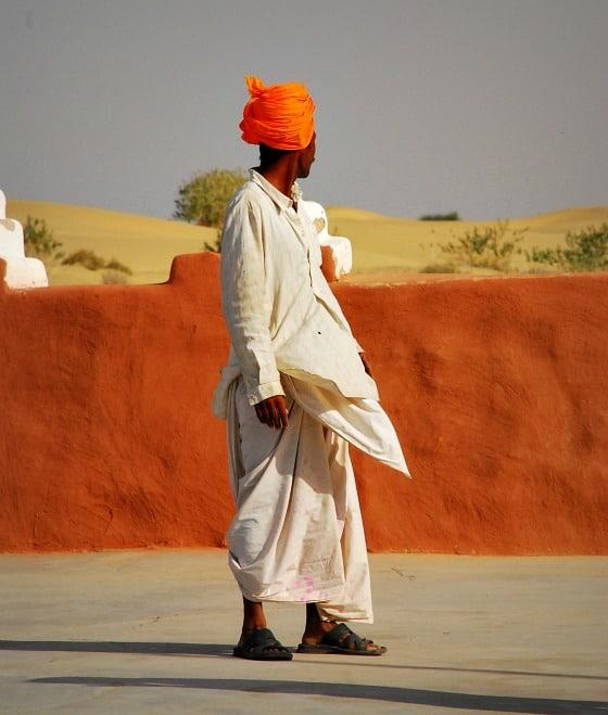 Lal Singh Sand dunes, Jaisalmer, Rajasthan, India