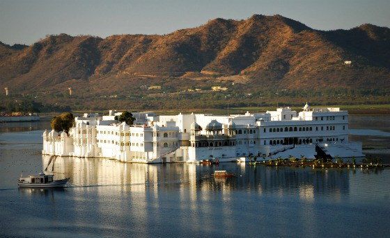 Taj Group Lake Palace Hotel, Udaipur, Rajasthan, India