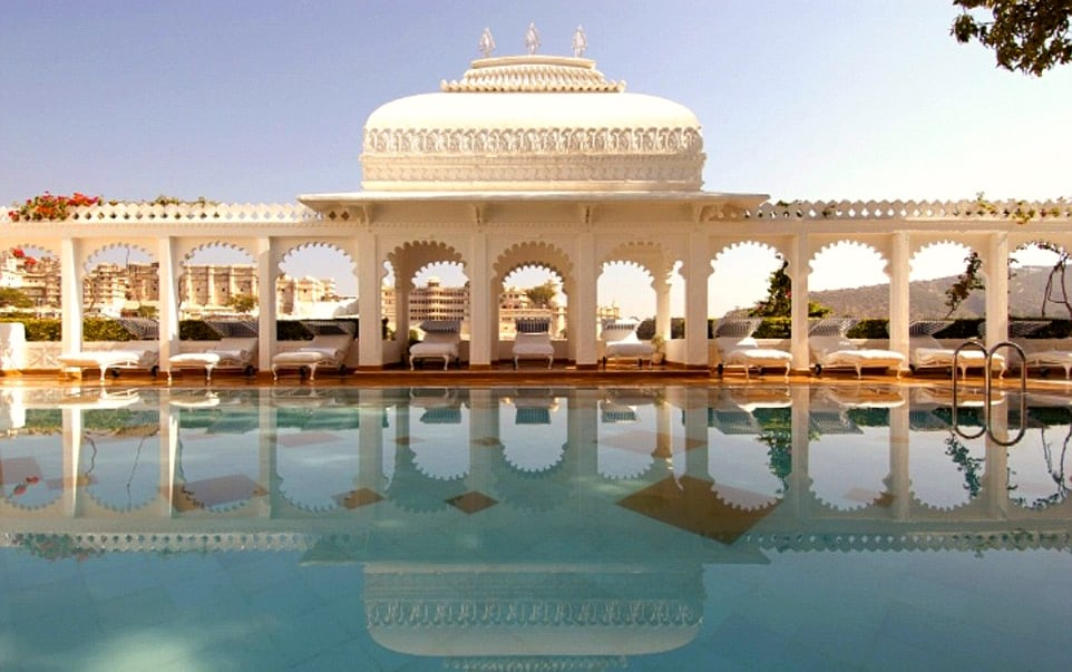 The Best Exotic Marigold Hotel Ravla Khempur