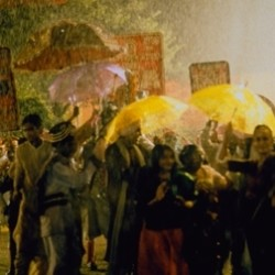 Photograph of the film Monsoon Wedding India
